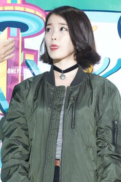 150813 IU at Infinity Challenge Music Festival