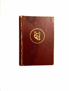 The Quick Brown Fox  Limited edition miniature book  by wonderdiva