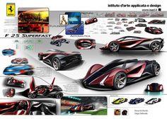 Presentazione della F25 Superfast.  F25 Superfast presentation.