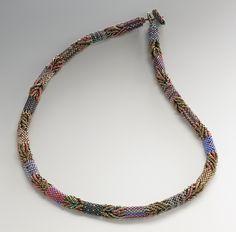 Deneen's Necklace  NanC Meinhardt  Design by Deneen Matson