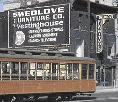 "Swedlove Furniture Store on Dalhousie and Rideau St. We bought our first kitchen set, living room set and bedroom set all for $500.00. It was a package deal ""3 rooms furnished for $500.00"""