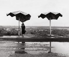 Armenian Bus Stops. Photos by: Ursula Schulz-Dornburg http://aaknavi.tumblr.com/