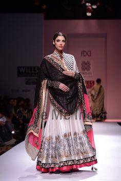 Virtues at Wills Lifestyle India Fashion Week Autumn Winter 2013