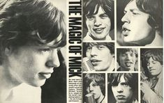 The Roling Stones, Keith Richards Guitars, Rollin Stones, Nastassja Kinski, Cherry Baby, George Mackay, Charlie Watts, Robert Plant, Mick Jagger