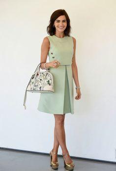 camilla belle gucci dress