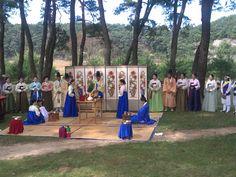 안동 하회마을 전통혼례