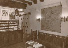 Oficina de información de la Dirección General de Turismo. InteriorFickr ¡Para compartir fotos!