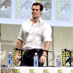""" Henry Cavill attends the San Diego Comic-Con 2014 """
