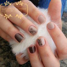581 Me gusta, 12 comentarios - Alessandra Camilo SC (@alescamilo_) en Instagram Stylish Nails, Cute Nails, Nail Polish, Nail Art, Fancy, Instagram, Beauty, Art Nails, Nail Hacks