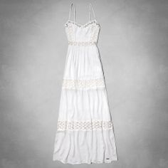 Womens Hailey Maxi Dress