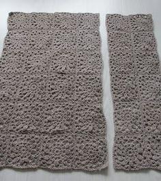 omⒶ KOPPA: Kukkamandalaruutu - VILLATAKKI - omA variaatio Crochet Squares, Crochet Motif, Crochet Stitches, Crochet Patterns, Knit Cardigan Pattern, Crochet Cardigan, Crochet Sweaters, Crochet Coat, Crochet Clothes