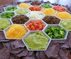 Nerdist Super Bowl Eats: Settlers of Catan Nachos
