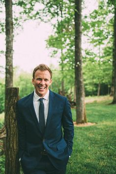 Dapper groom from this Castleton Farms wedding  | Image by The Image Is Found