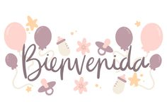 Bienvenida (SVG Cut file) by Creative Fabrica Crafts · Creative Fabrica Birthday Wishes For Kids, Free Business Card Design, Free Svg Cut Files, All Craft, Welcome Baby, Svg Cuts, Design Crafts, Cricut Design, Home Crafts