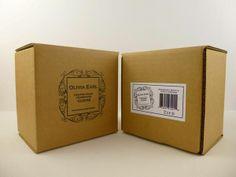 Custom made for Olivia Earl Ltd by englishstamp.com