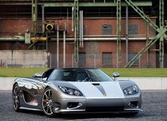 Insane (in a good way) Koenigsegg CCR Evolution Supercar