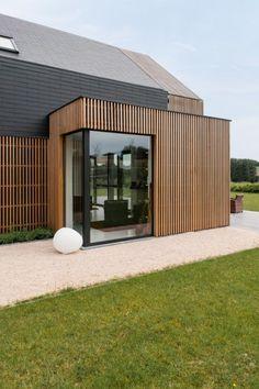 Nukerke Renovation by Sito-architecten « HomeAdore