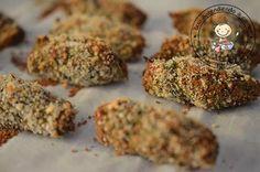 Croquetas de brócoli y pollo blw