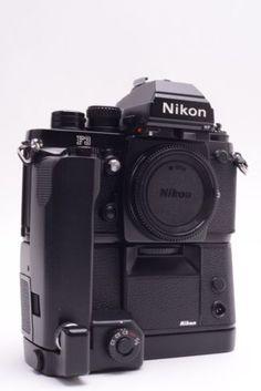 Nikon F3P+ MD4+ MK1 + MF14