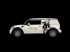 Business. Class. MINI Clubvan.
