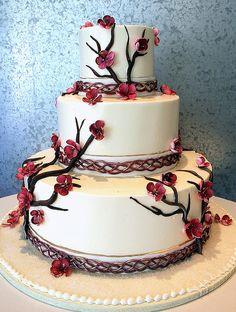 Torte gesucht Rot Schwart Rosa gefällt mir