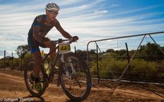 Riders on route at the Ride2Nowhere 2014 www.ride2nowhere.co.za