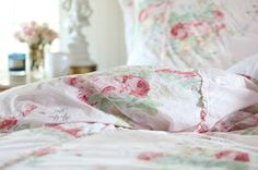 Inspired and romantic living, entertaining, traveling and decorating in a French Country Cottage in the California countryside. French Country Bedrooms, French Country Cottage, Cottage Style, Country Style, Small Pillow Covers, Small Pillows, Romantic Cottage, Romantic Homes, Shabby Chic Kitchen