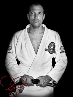 Royce Gracie - father of modern MMA