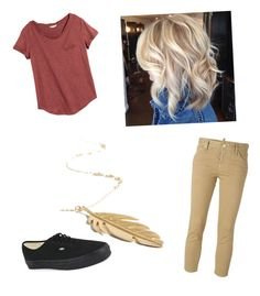 """""""Untitled #2"""" by jumarie on Polyvore featuring H&M, Dsquared2 and Vans"""
