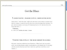 Doc is a minimal one-column free WordPress theme, with 3 widgetized areas at the bottom of the page, fixed width, and a strong focus on the content for your reading pleasure.
