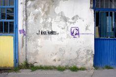 ...ti divni kretenu... / Savamala #BeogradskiGrafiti #StreetArt #Graffiti #Beograd #Belgrade #Grafiti