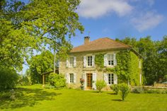 Country house / Manoir for sale in Mauvezin, France : Romantic Country house in woodland setting