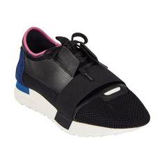 Balenciaga Race Sneakers at Barneys.com
