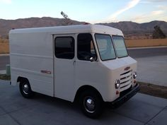 '63 Chevrolet P10 Step Van