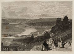 After Joseph Mallord William Turner 'St Germains', 1835
