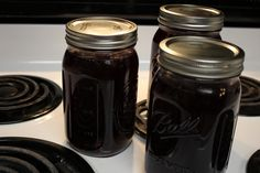 This Homemade Moonshine Recipe Tastes Just Like Blueberry Pie