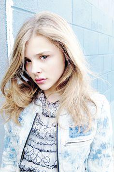 Beautiful Purrfect Hot Girl <3 Chloe Moretz