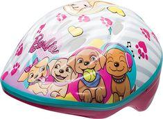 Bell Barbie Puppies Toddler Bike Helmet