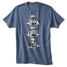 Men�s Star Wars Storm Trooper T-Shirt