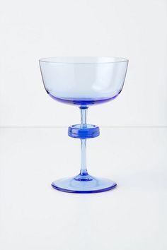water glass $28 via anthropologie