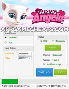 My Talking Angela Cheats, Tips & Hack for Diamonds & Coins  #MyTalkingAngela #MyTalkingTom #Simulation #TalkingAngela #TalkingTom http://appgamecheats.com/talking-angela-cheats-tips-hack-diamonds-coins/