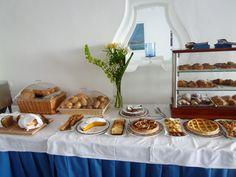 """Prima colazione, """"Miramare Sea Resort & Spa"""" (Hotel), Sant'Angelo, Isola Ischia Italia (Maggio)"""