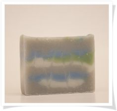 Fresh Rain - Handcrafted all natural bar soap www.living-water-springs.com