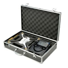 Realacc-Aluminum-Suitcase-Carrying-Box-Case-for-Hubsan-H501S-X4-RC-Quadcopter-St