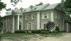 www.pinus-okna.pl luxury WINDOWS Prywatna rezydencja w USA Privat residence in USA
