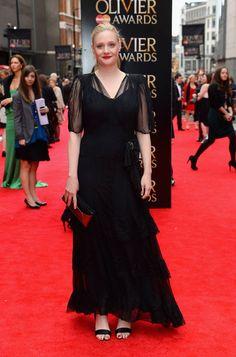 Olivier Awards Red Carpet - Romola Garai
