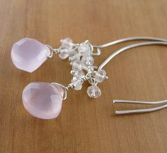 Simple Earrings by DivaKami on Etsy