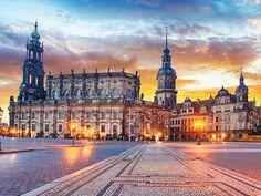Sommer Romantik in Dresden
