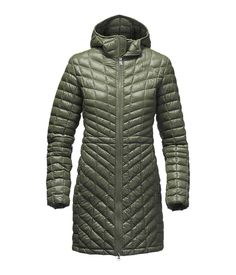 9f02ff0fc7 The North Face Women s Thermoball Hooded Down Parka Coat