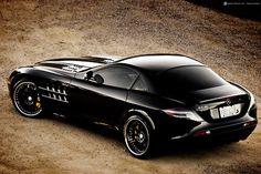 Slim Luxurious Sexy - SLS Mercedes-Benz